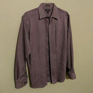 Claiborne Modern Fit Button Down